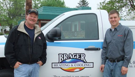Brager Heating and Cooling